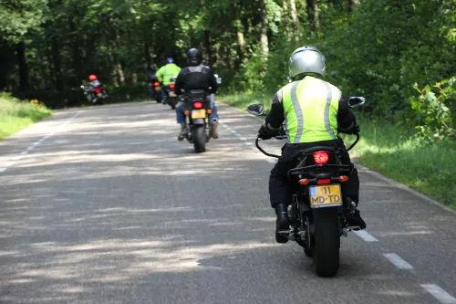 Motorrijbewijspoint Deventer motor lesplan
