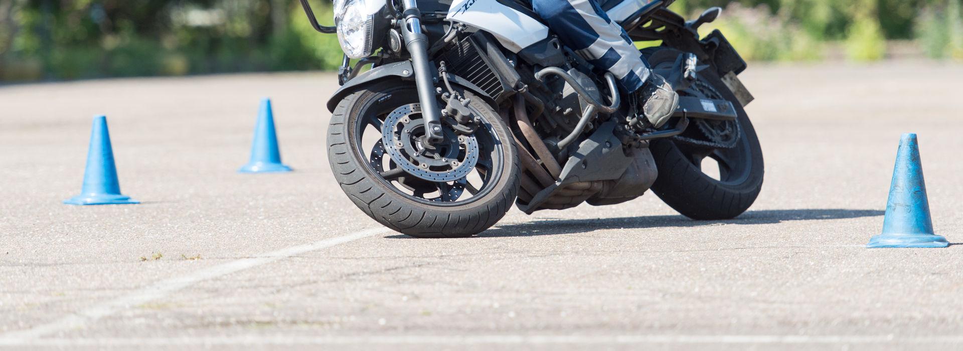 Motorrijbewijspoint Deventer rijtest